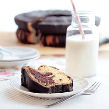Rezept Marmorkuchen, fast klassische