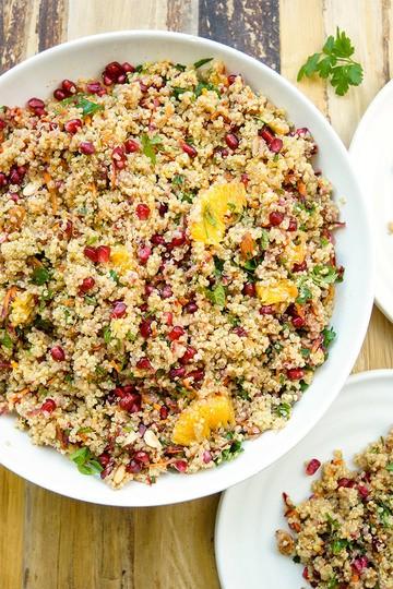 Rezept Marokkanischer Quinoa-Salat
