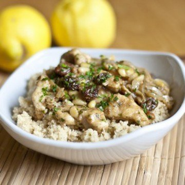 Rezept Marokkanisches Hähnchen