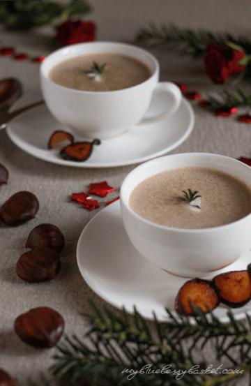 Rezept Maroni-Birnen Suppe