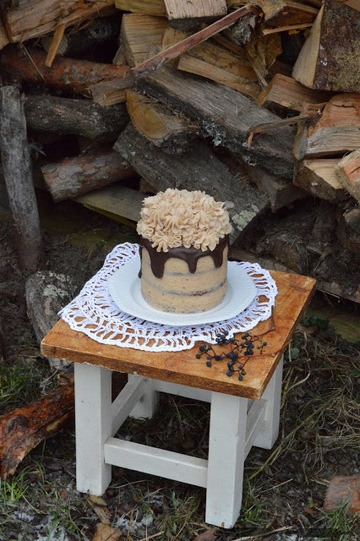 Rezept Maroni Torte
