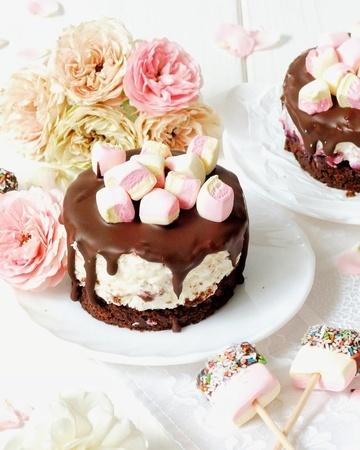 Rezept Marshmallow-Törtchen