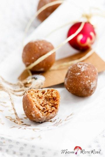 Rezept Marzipan-Zimtwaffel-Pralinen – vom leckeren Krümel zur süßen Marzipankartoffel