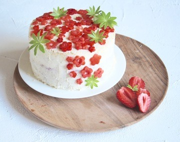 Rezept Mascarpone Erdbeertörtchen