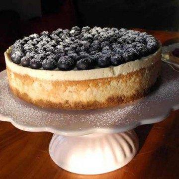 Rezept Mascarpone Ricotta Cheesecake