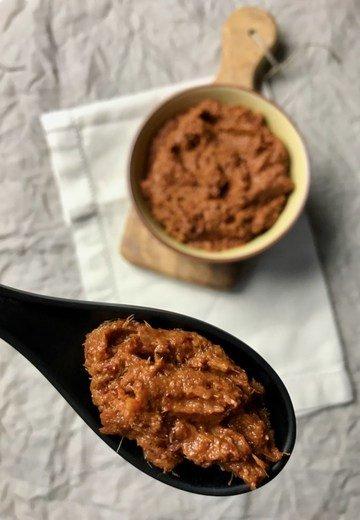 Rezept Massaman Curry Paste