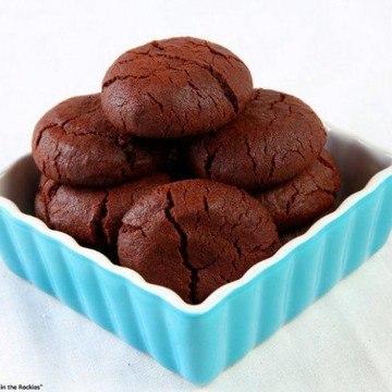 Rezept Mausi's Schoko Crackle Cookies