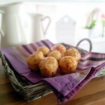 Rezept Mediterrane Hackmuffins