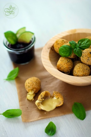 Rezept Mediterrane Mozzarella Bällchen