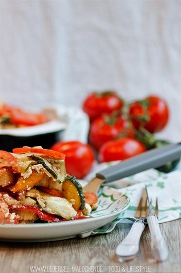 Rezept Mediterraner Schicht-Salat