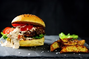 Rezept Melies Homemade Burger