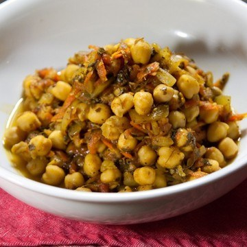 Rezept Methi Chole