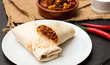 Rezept Mexikanische Burritos selber machen