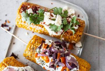 Rezept Mexikanische Maiskolben vom Grill