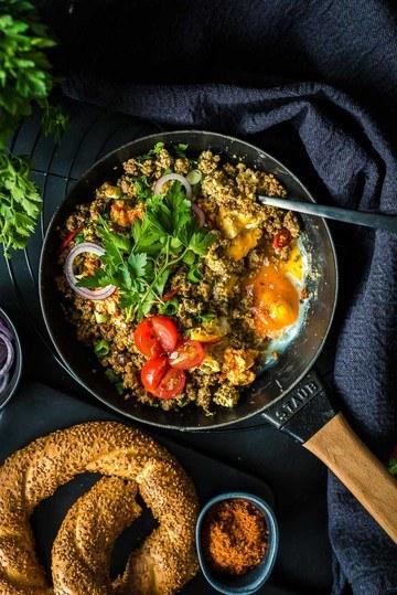 Rezept Mezze Eggs - Mit Gewürzen aus tausend und einer Nacht!