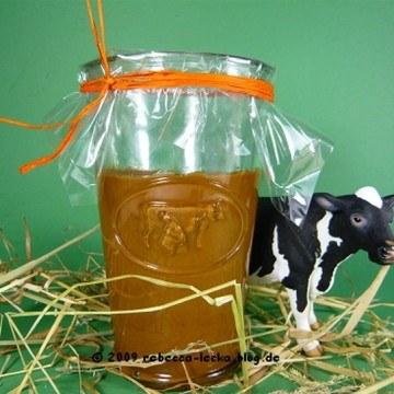 Rezept Milchmarmelade mit Fleur de Sel