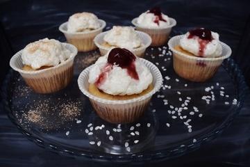 Rezept Milchreis Cupcakes