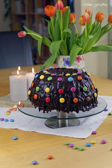 Rezept Mimis Mandel-Marmorkuchen nach Omas Rezept