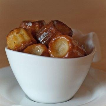 Rezept Mini cannelés bordelais