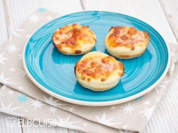 Rezept Mini-Pizza – der perfekte Snack zur EM oder der Hit am Kindergeburtstag!