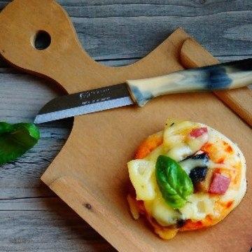 Rezept Mini-Pizzafladen Hawaii
