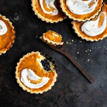 Rezept Mini-Pumpkin-Pies