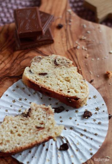 Rezept Mini-Quarkstollen mit Schokolade und Marzipan