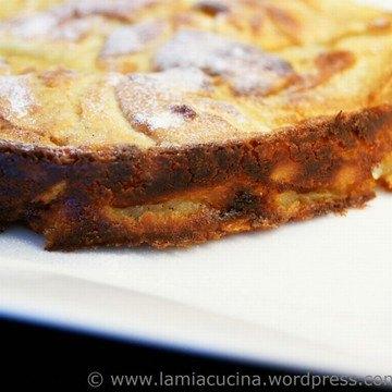 Rezept Minuccios Apfelkuchen