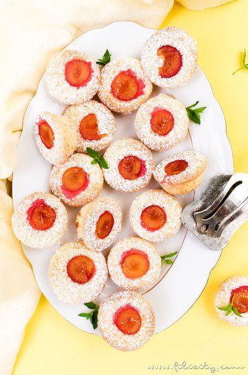 Rezept Mirabellen-Muffins
