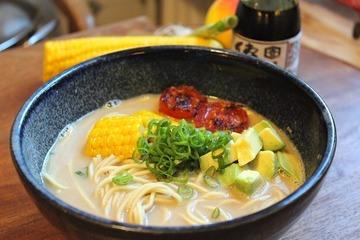 Rezept Miso Soy Milk Ramen
