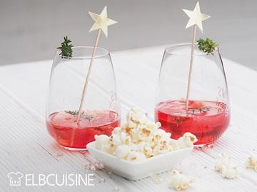 Rezept Mit Silvester-Spritz und Popcorn ins neue Jahr!