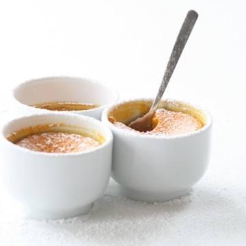 Rezept Moelleux au Potimarron