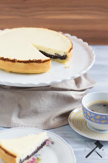 Rezept Mohn Cheesecake