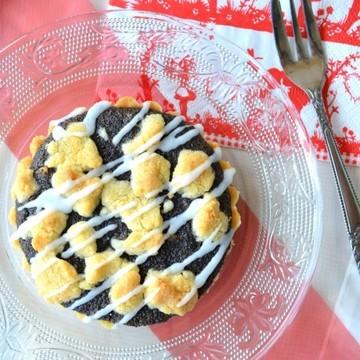 Rezept Mohn-Tartelettes mit Streuseln