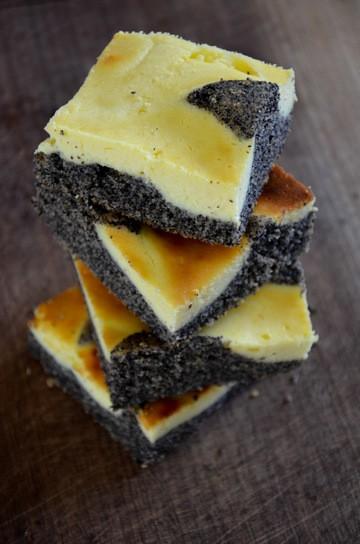 Rezept Mohn-Topfen-Gitterkuchen