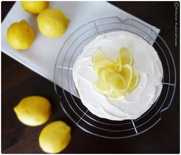 Rezept Mohn-Zitronen-Kuchen