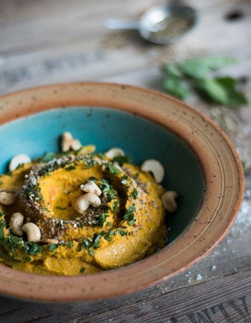 Rezept Möhren Hummus aus 1001 Nacht