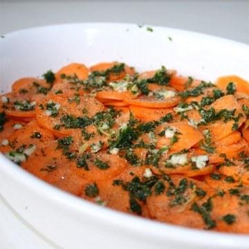 Rezept Möhren nach Art der Dinner Ladies