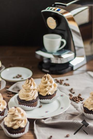 Rezept Mokka Cupcakes