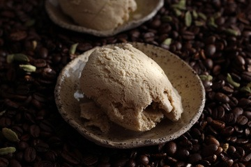 Rezept Mokka-Eis mit Kardamom