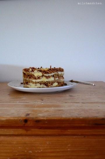Rezept Momofuku Leftover Pretzel Cake