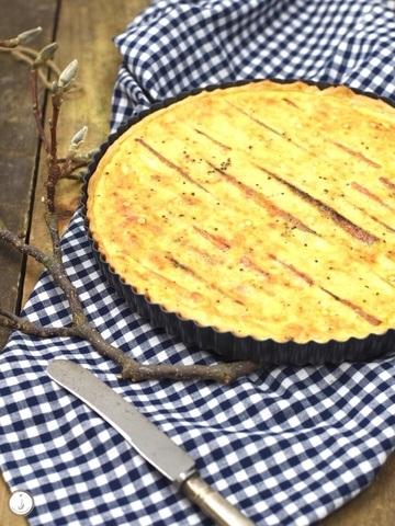 Rezept Moormöhren-Tarte