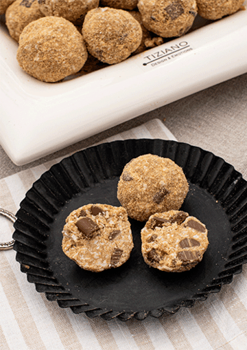 Rezept Moose Farts – easy peasy no bake Cookie-Kugeln aus Kanada
