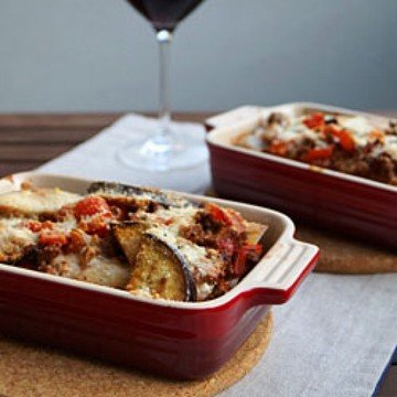 Rezept Moussagne