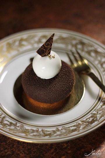 Rezept Mousse au chocolat Törtchen mit Timut Pfeffer
