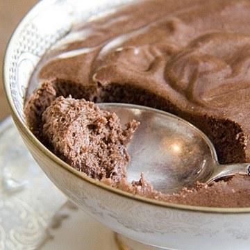 Rezept Mousse au Chocolat