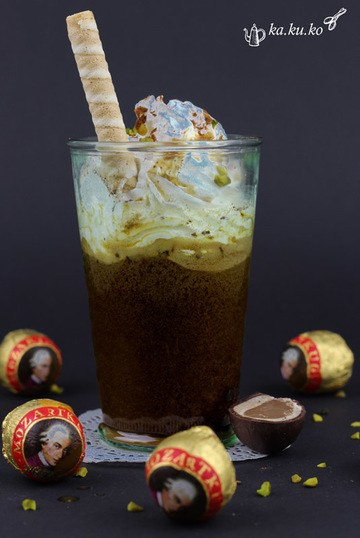Rezept Mozart-Eiskaffee