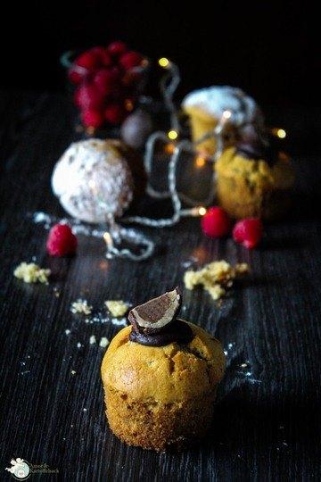 Rezept Mozartkugel-Muffins
