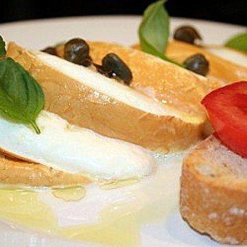 Rezept Mozzarella affumicata
