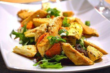 Rezept Mozzarella mit Gemüse